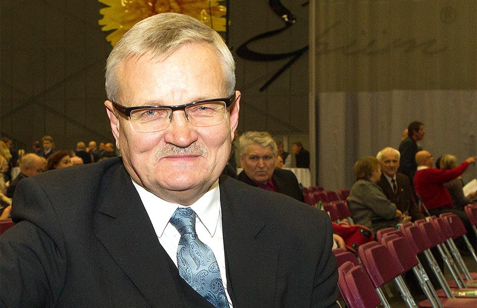 Maaeluminister Tarmo Tamm
