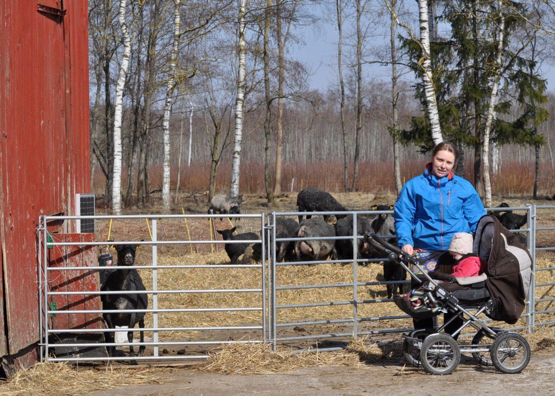 Mirjam Pikkmets, persoonilugu. Foto: Vivika Veski