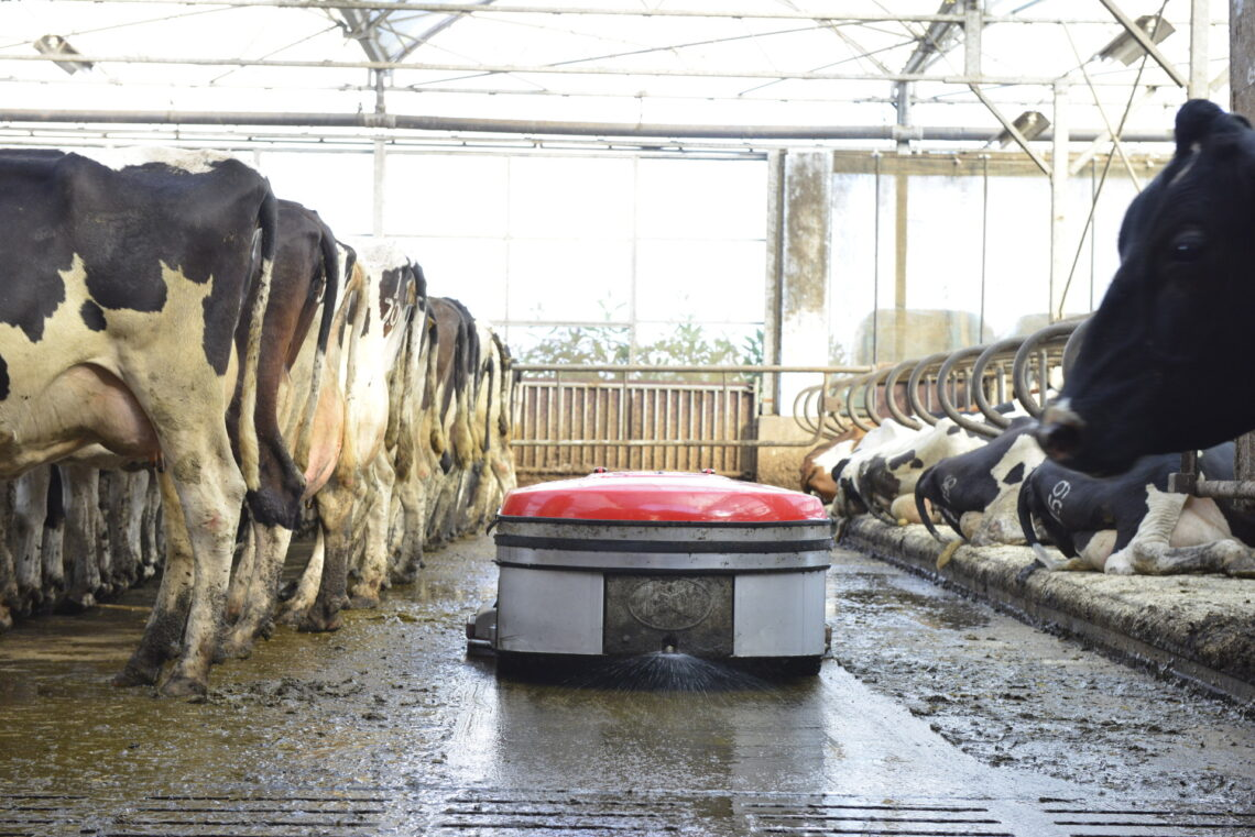 Lely Discovery 120 Collector