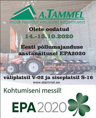 Tammel EPA2020