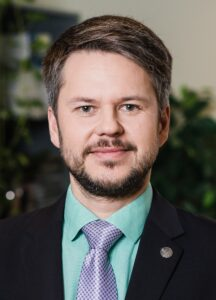 Maaeluministeeriumi taimetervise osakonna juhataja Sigmar Suu.