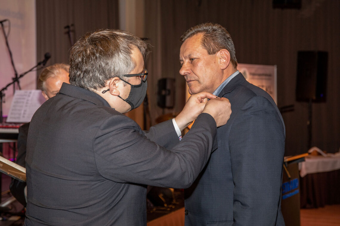 Roomet Sõrmus ja Arnold Pastak. Foto: Tarmo Pihelgas