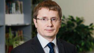 Marko Gorban, maaeluminimisteeriumi asekantsler