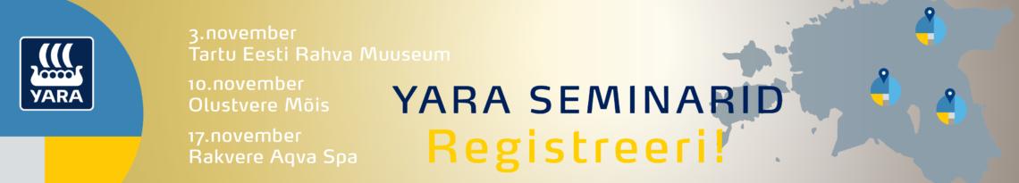 Yara seminar